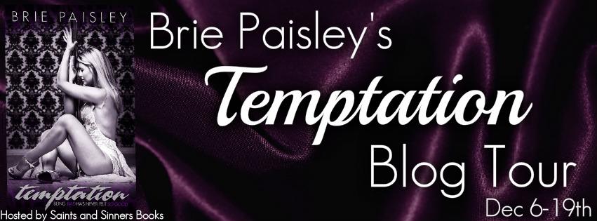 Brie Paisley Blog Tour Banner