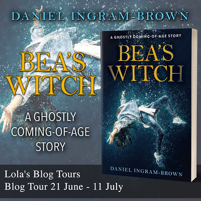 Bea's Witch square tour banner