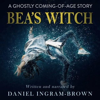 Bea's Witch audio book cover